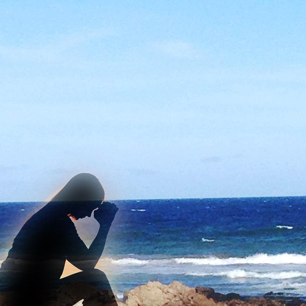 oração no mar