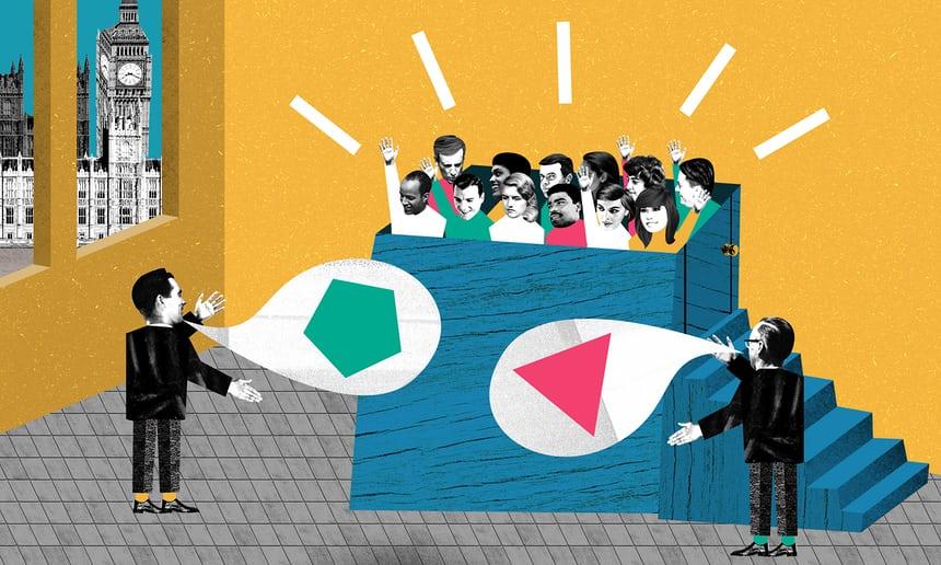 Utopias – consertando a democracia