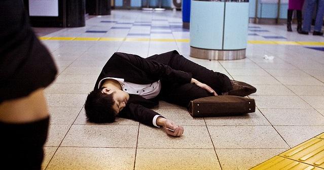 Karoshi – morte por excesso de trabalho