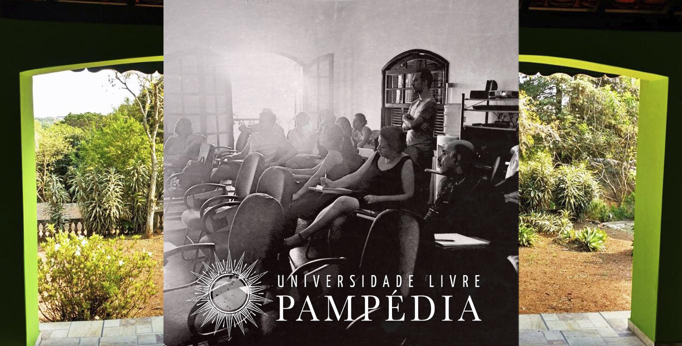 Pensar o mundo com a Universidade Livre Pampédia – você está convidado!