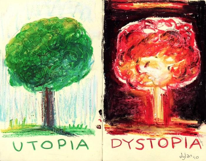 Distopias – será que estamos  mergulhados em uma?