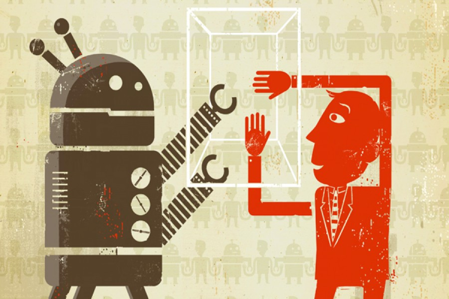 Ficção científica – a vida imitando a arte!