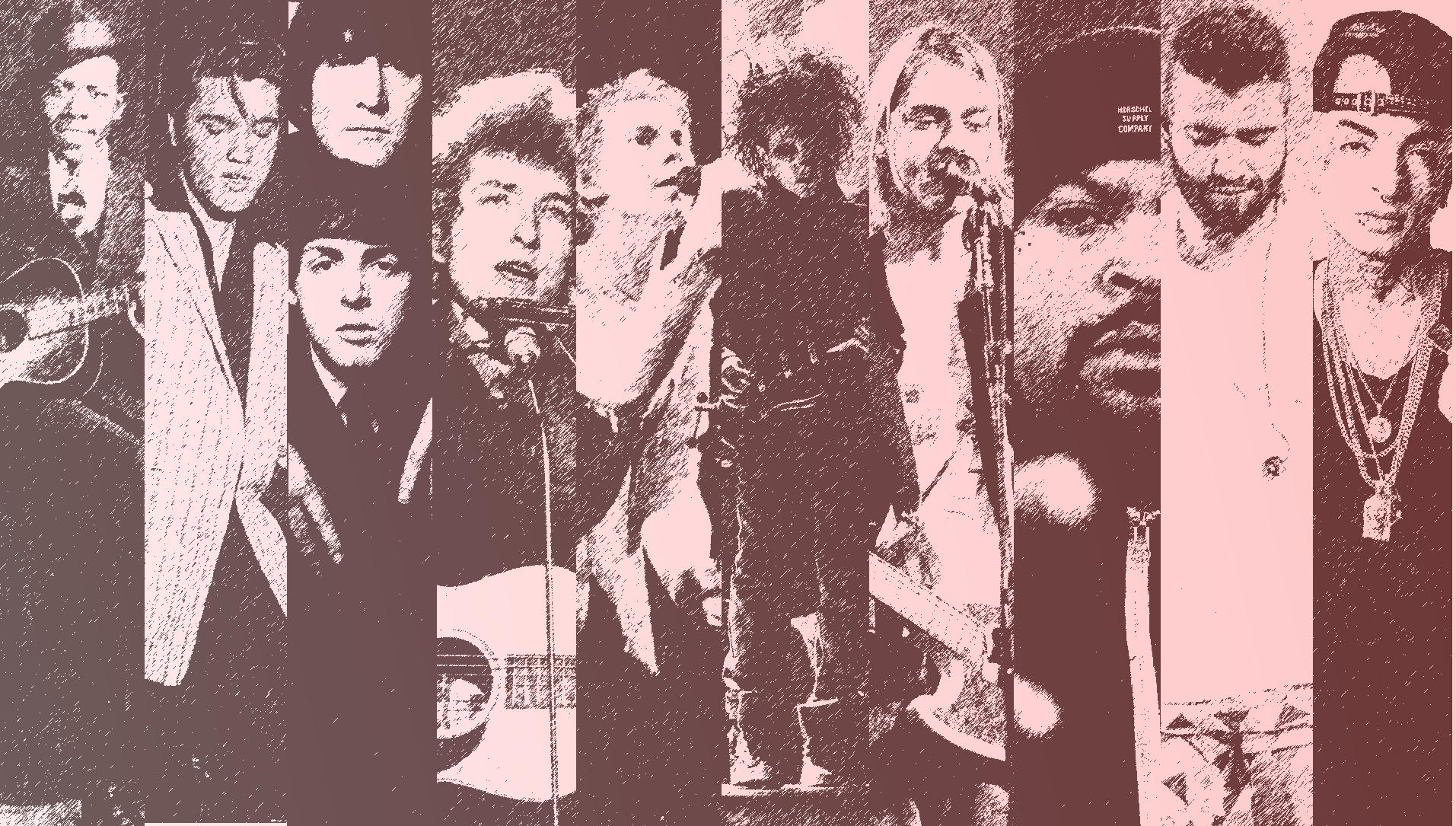 Música e juventude: uma trilha sonora para a história.