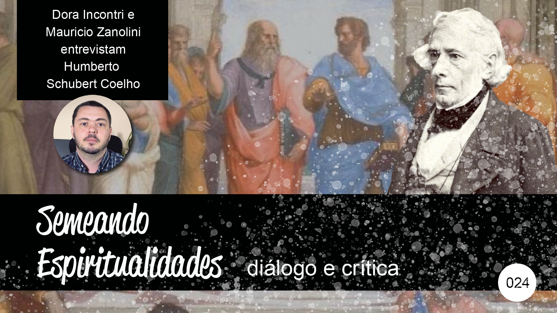 Semeando Espiritualidades – diálogo e crítica (024) – Filosofia Perene